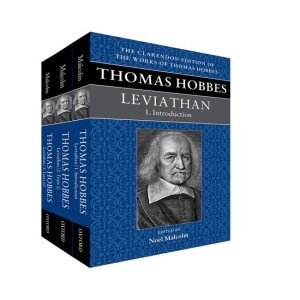 "The Clarenden Edition of Thomas Hobbes's ""Leviathan"""