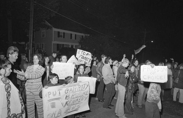 Boston School Integration 1974