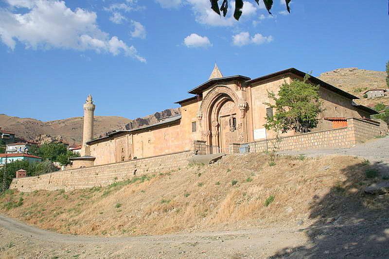 The Great Mosque of Divriği, photograph by Avniyazici