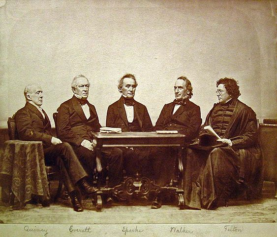 sparks-and-harvard-presidents