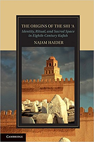 Origins of the Shi'a_cover_Najam Haider.jpg