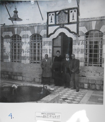 SyrianJewsDamascusSynagog1953