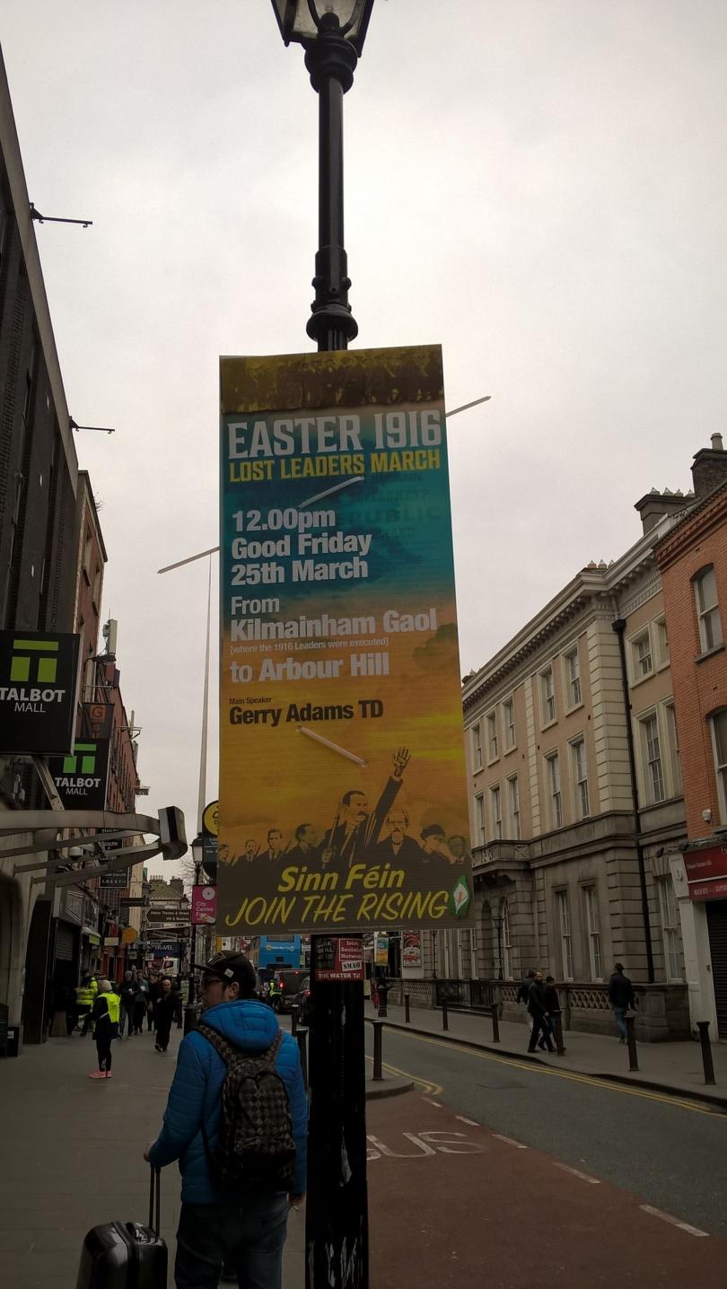 2 Dublin 2016 parade announcement