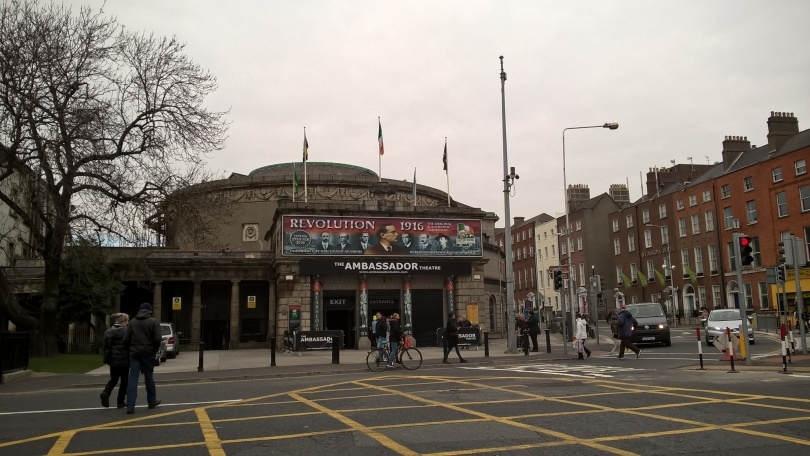 3 Parnell Square