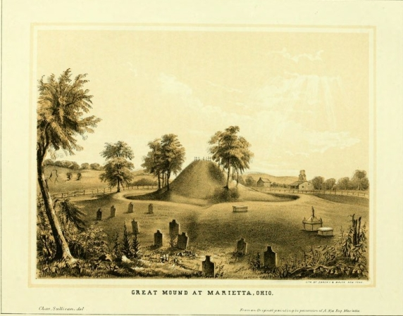 Great Mound at Marietta