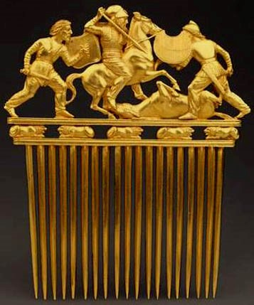 Scythians as they saw themselves