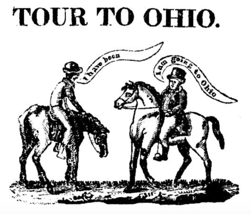 I have been to Ohio