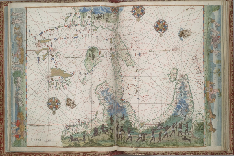 Vallard Atlas Huntington