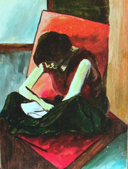 woman-reading-vasile-ion
