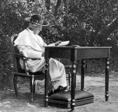 PiusXvatgarden