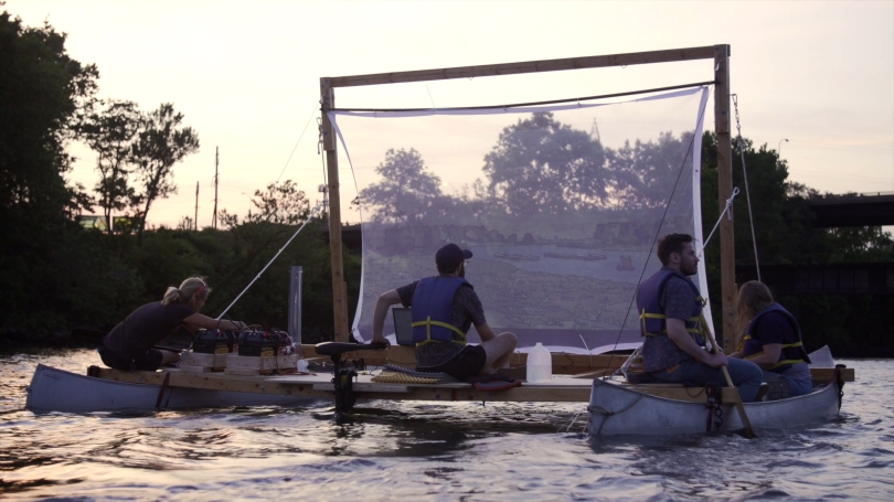 1. Floating Archives Dusk